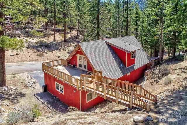 244 Highland Dr, Stateline, NV 89449 (MLS #210006157) :: Vaulet Group Real Estate
