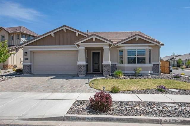 5970 Sweet Cherry Dr., Sparks, NV 89436 (MLS #210006158) :: NVGemme Real Estate