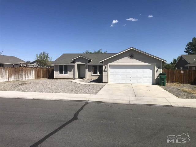 116 Shadow Mountain Drive, Fernley, NV 89408 (MLS #210006165) :: Chase International Real Estate