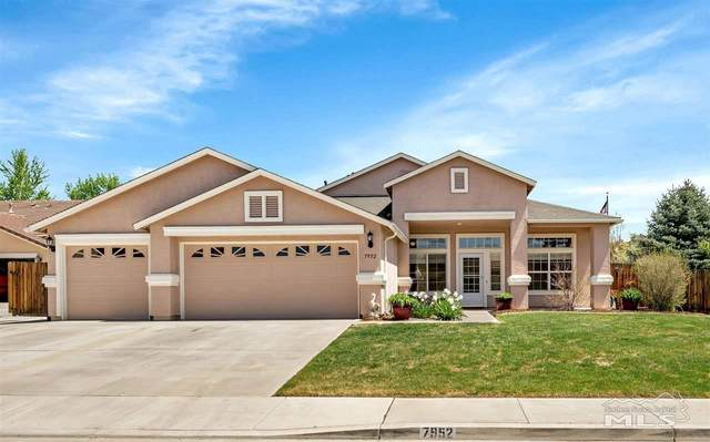 7952 Beleares Ct., Sparks, NV 89436 (MLS #210006176) :: The Mike Wood Team