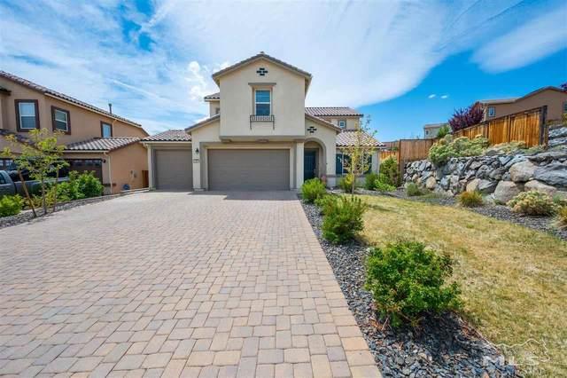 1685 Elk Run Trail, Reno, NV 89526 (MLS #210006177) :: Vaulet Group Real Estate