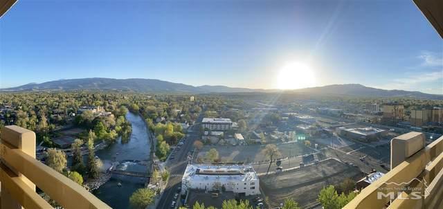 100 N. Arlington Ave. 20-G, Reno, NV 89501 (MLS #210006184) :: Theresa Nelson Real Estate