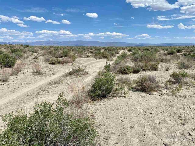 373122 Near Indian Lakes Rd, Fallon, NV 89406 (MLS #210006186) :: Colley Goode Group- eXp Realty