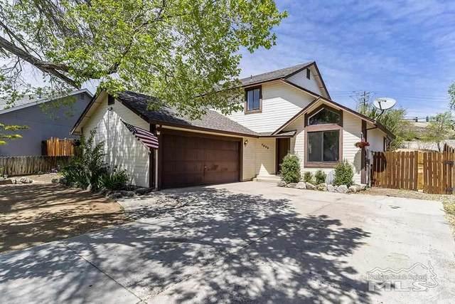 7035 Freedom Drive, Sparks, NV 89436 (MLS #210006187) :: NVGemme Real Estate