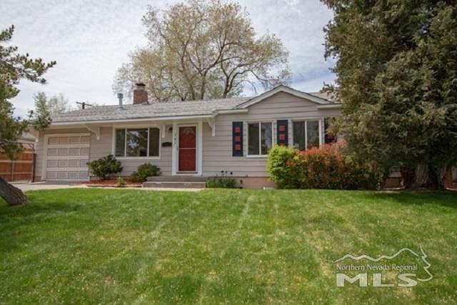 785 Stoker Ave, Reno, NV 89503 (MLS #210006191) :: Vaulet Group Real Estate