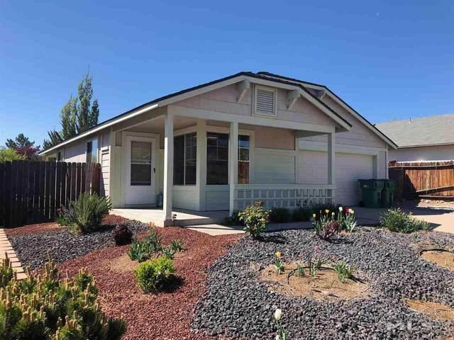6830 Sandia Dr., Reno, NV 89523 (MLS #210006193) :: Vaulet Group Real Estate