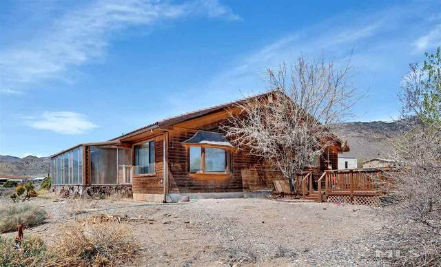 129 Edith Ln, Dayton, NV 89403 (MLS #210006207) :: NVGemme Real Estate