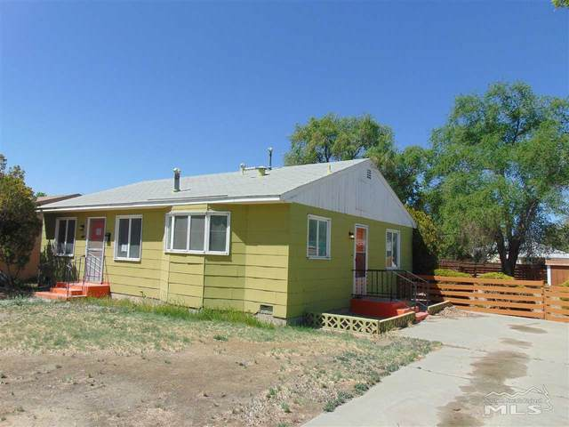 480 S Russell Street, Fallon, NV 89406 (MLS #210006218) :: The Mike Wood Team