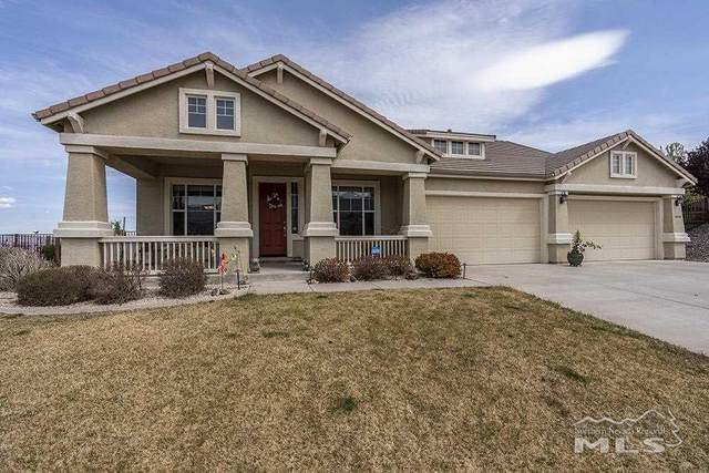 6840 Marble Canyon, Reno, NV 89511 (MLS #210006229) :: Morales Hall Group