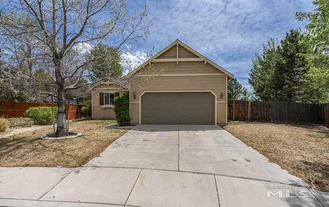 4154 Pillary, Sparks, NV 89436 (MLS #210006240) :: NVGemme Real Estate