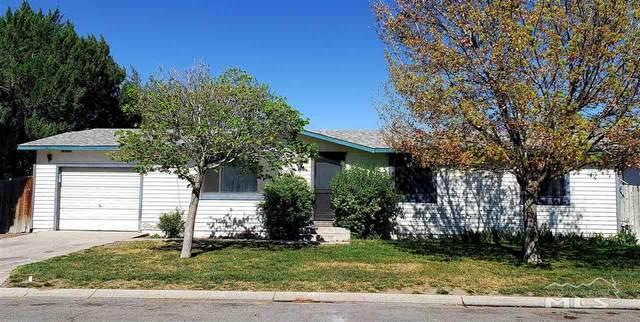 265 Willow Dr, Lovelock, NV 89419 (MLS #210006246) :: Vaulet Group Real Estate