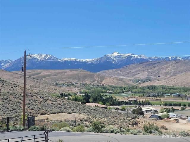 1380 Willomonte, Reno, NV 89521 (MLS #210006248) :: Vaulet Group Real Estate