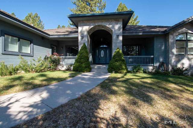 1055 Blue Spruce Rd., Reno, NV 89511 (MLS #210006256) :: Chase International Real Estate
