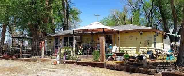 1400 Upper Valley Rd, Lovelock, NV 89419 (MLS #210006257) :: Vaulet Group Real Estate