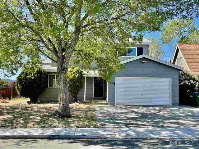 15 Mcgoldrick Way, Sparks, NV 89431 (MLS #210006258) :: Chase International Real Estate