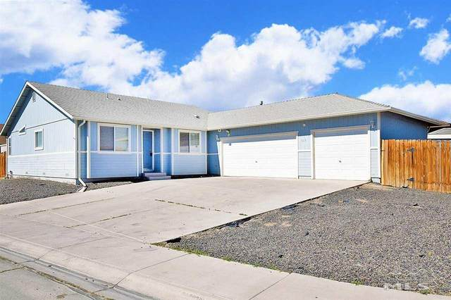 513 St Louis, Fernley, NV 89408 (MLS #210006261) :: Chase International Real Estate