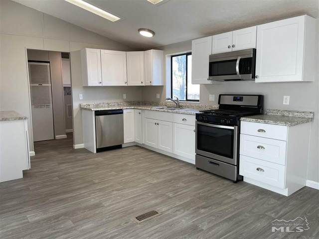 3601 Sherman, Carson City, NV 89706 (MLS #210006262) :: Chase International Real Estate
