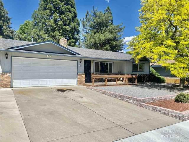 562 Steffanie, Sparks, NV 89431 (MLS #210006263) :: Chase International Real Estate