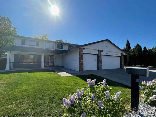 4880 Lakeside, Reno, NV 89509 (MLS #210006267) :: Chase International Real Estate