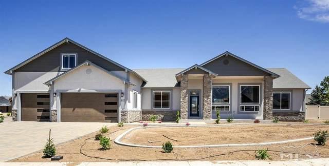 1023 Sun Crest Ct., Gardnerville, NV 89460 (MLS #210006269) :: Chase International Real Estate