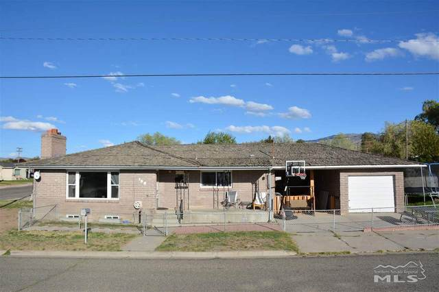 100 E Pleasant St, Winnemucca, NV 89445 (MLS #210006274) :: Craig Team Realty