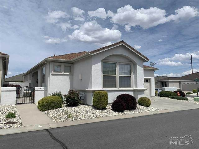 1314 Bandtail Dr. Bandtail, Carson City, NV 89701 (MLS #210006277) :: Vaulet Group Real Estate