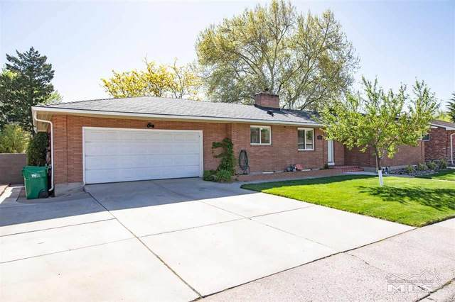 1145 Dennison, Reno, NV 89509 (MLS #210006286) :: Morales Hall Group
