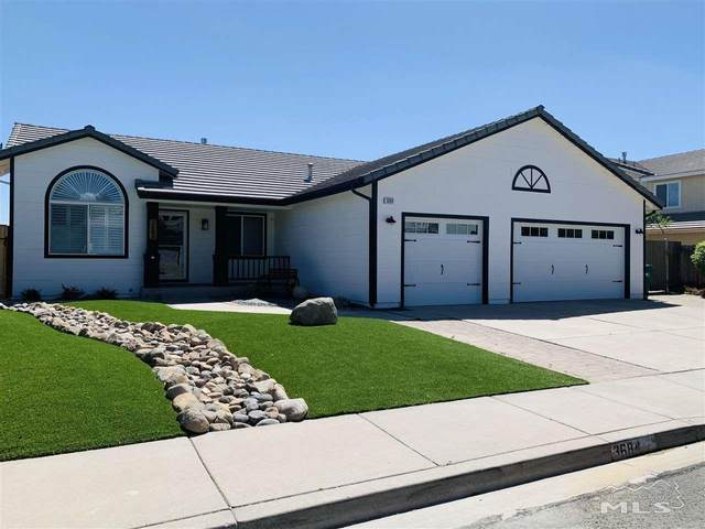 3684 Bozeman Dr, Reno, NV 89511 (MLS #210006291) :: Chase International Real Estate