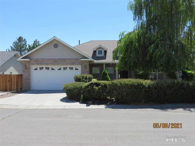 1143 Gold Meadows, Carson City, NV 89701 (MLS #210006296) :: Morales Hall Group