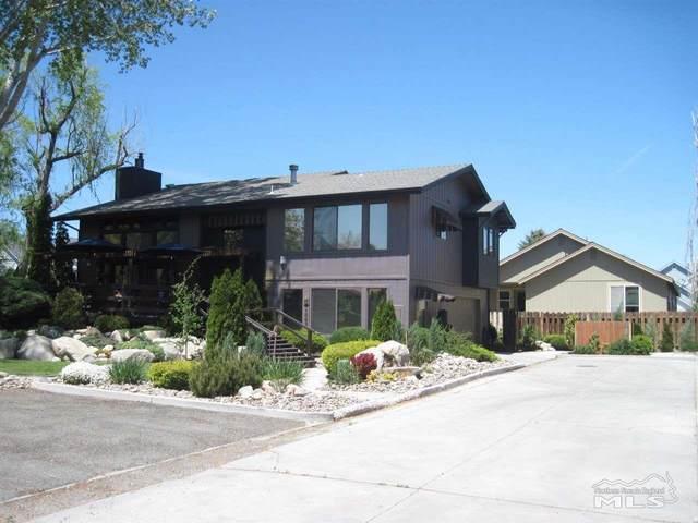 1692 Mackland Ave., Minden, NV 89423 (MLS #210006302) :: NVGemme Real Estate