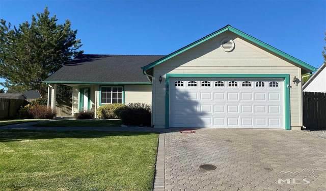 1316 Brooke Way, Gardnerville, NV 89410 (MLS #210006303) :: Morales Hall Group