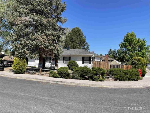 1905 Von, Reno, NV 89509 (MLS #210006304) :: Vaulet Group Real Estate