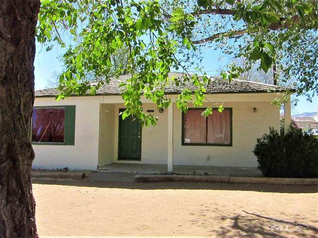 1931 Valley Rd., Reno, NV 89512 (MLS #210006309) :: Chase International Real Estate