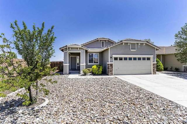 630 Champions Drive, Dayton, NV 89403 (MLS #210006317) :: NVGemme Real Estate