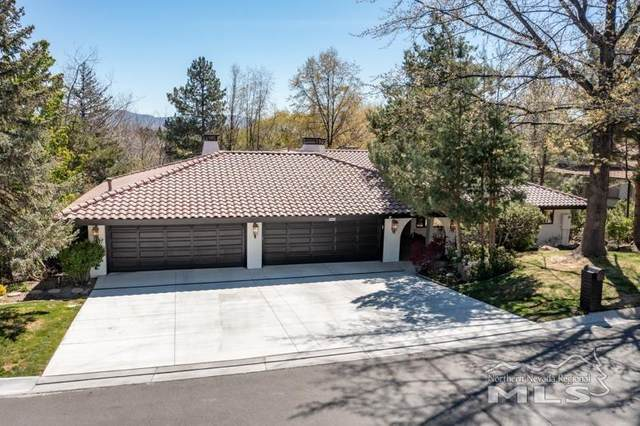 2605 W Lakeridge Shores, Reno, NV 89519 (MLS #210006318) :: Theresa Nelson Real Estate