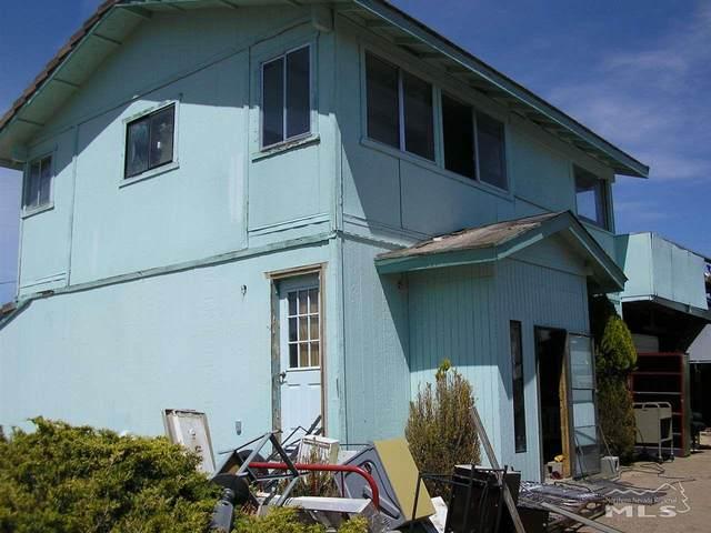 110 Artist View Drive, Wellington, NV 89444 (MLS #210006321) :: Chase International Real Estate