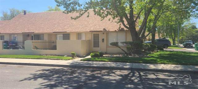 43 Condor, Carson City, NV 89701 (MLS #210006322) :: The Mike Wood Team