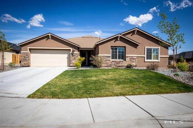 6509 Montgomery Pass, Carson City, NV 89701 (MLS #210006325) :: Vaulet Group Real Estate