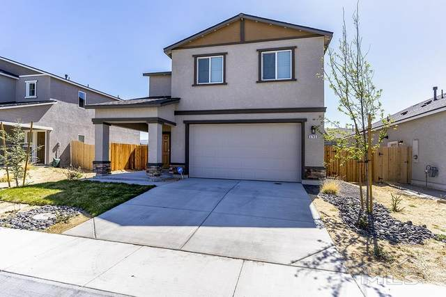 6746 Coyote Call Trail, Sparks, NV 89436 (MLS #210006326) :: Colley Goode Group- eXp Realty