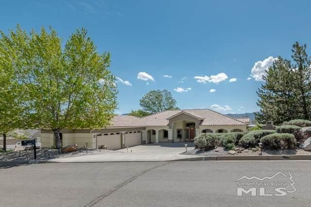 12680 Fieldcreek Lane, Reno, NV 89511 (MLS #210006331) :: Vaulet Group Real Estate