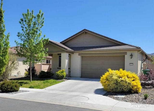 10154 Mesa Cortona Dr., Reno, NV 89521 (MLS #210006339) :: Vaulet Group Real Estate