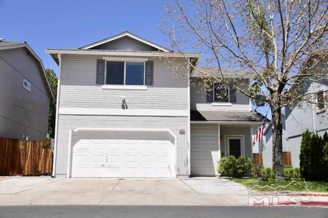 4045 Sycamore Way, Reno, NV 89502 (MLS #210006345) :: Vaulet Group Real Estate