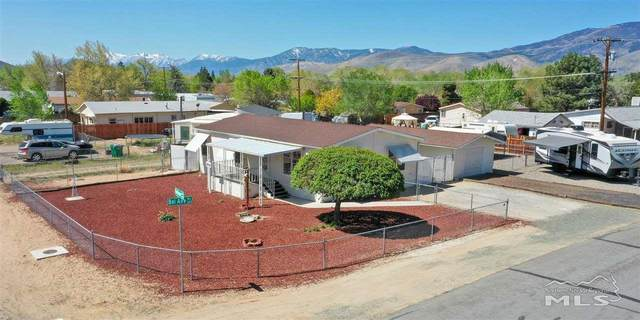 2862 Mayflower, Carson City, NV 89706 (MLS #210006347) :: Vaulet Group Real Estate