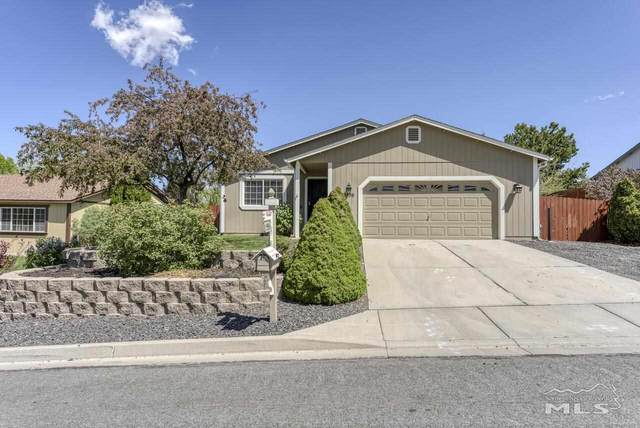 5559 Cornflower Ct, Sun Valley, NV 89433 (MLS #210006349) :: Colley Goode Group- eXp Realty