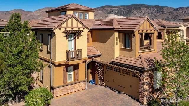 10770 Serratina, Reno, NV 89521 (MLS #210006351) :: Vaulet Group Real Estate
