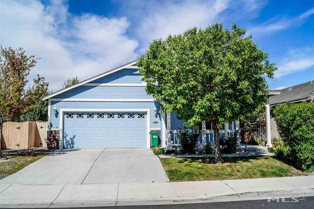 10080 Stonefield, Reno, NV 89521 (MLS #210006354) :: Vaulet Group Real Estate
