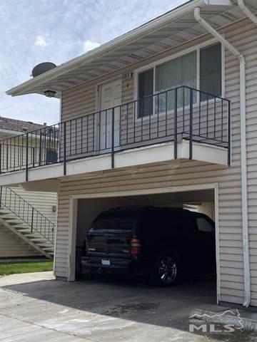 5010 Catalina Dr. #4, Reno, NV 89502 (MLS #210006357) :: Vaulet Group Real Estate