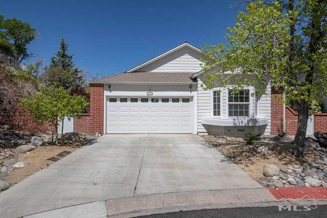 2205 Saddle Ridge Court, Reno, NV 89509 (MLS #210006362) :: Vaulet Group Real Estate