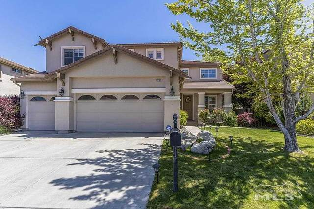 2910 Deer Run, Reno, NV 89509 (MLS #210006363) :: Vaulet Group Real Estate