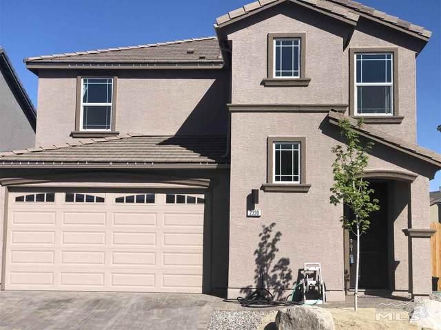 2330 Soprano Drive, Reno, NV 89521 (MLS #210006364) :: Vaulet Group Real Estate